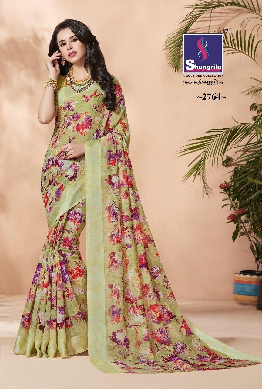 Shangrila Kanchana Cotton 2764