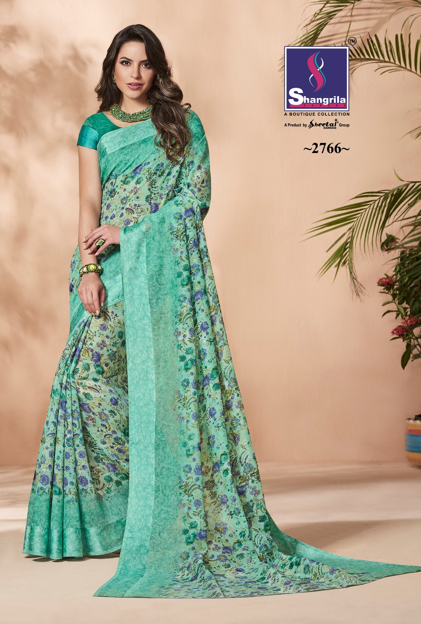 Shangrila Kanchana Cotton 2766