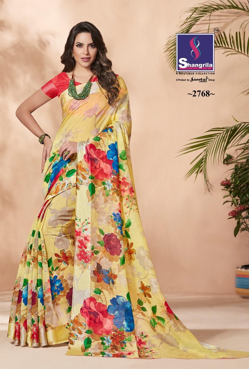 Shangrila Kanchana Cotton 2768