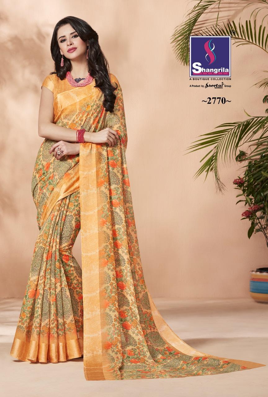 Shangrila Kanchana Cotton 2770