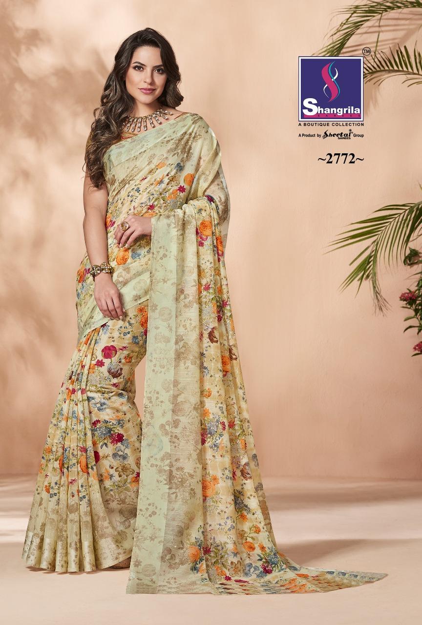 Shangrila Kanchana Cotton 2772