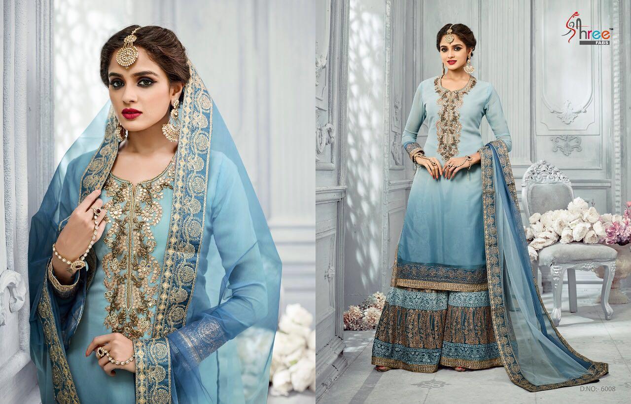Shree Fabs Shehnai Bridal Collection 6008