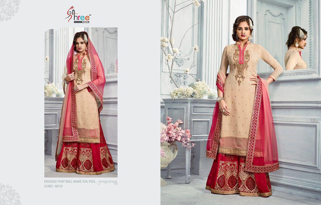 Shree Fabs Shehnai Bridal Collection 6010