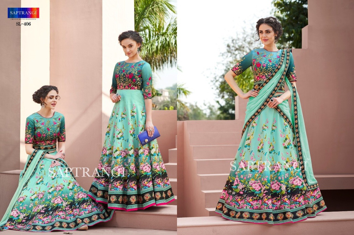 Saptarangi  Signature Collection Season SL 406