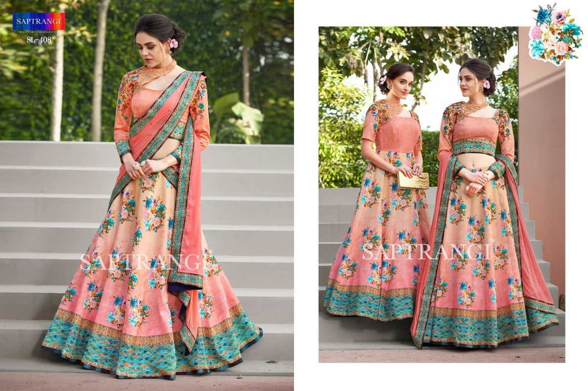 Saptarangi  Signature Collection Season SL 408