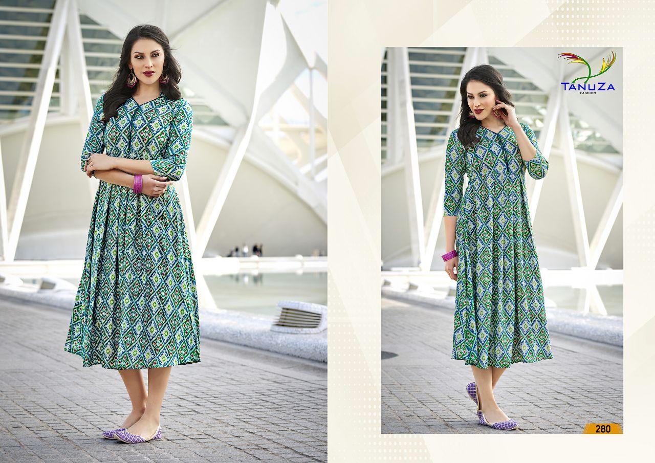 Tanuza Fashion Reshmi 280