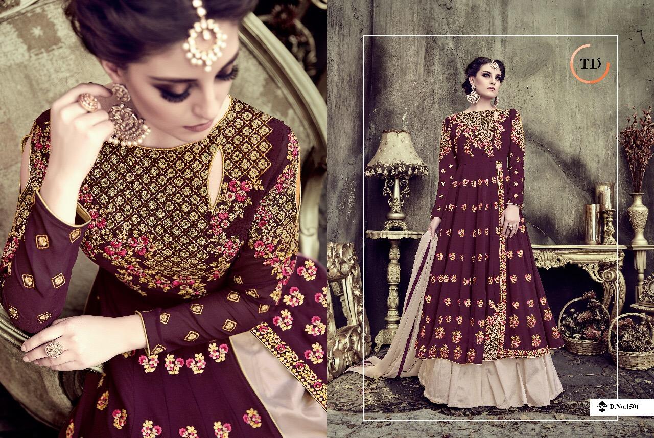 Tanu Designer Begum 1501