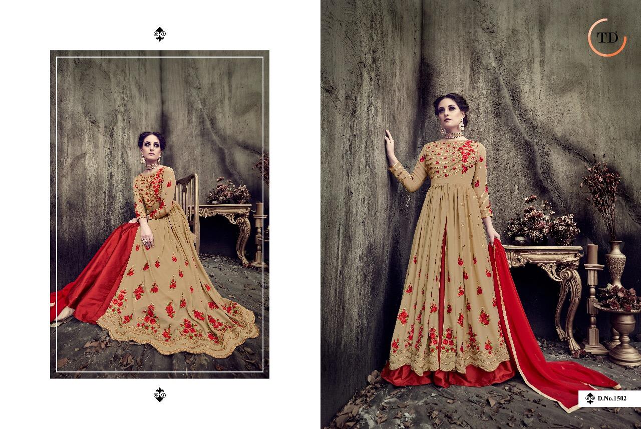 Tanu Designer Begum 1502