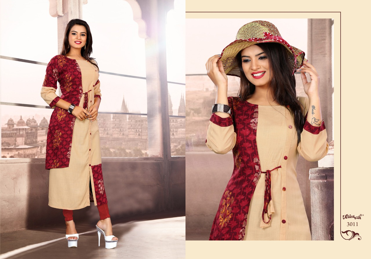 Vaishali Fashion Desiring Trends 3011