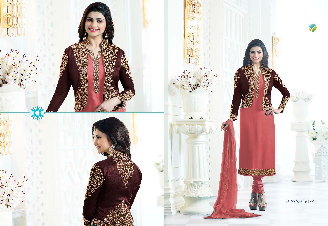 Vinay Fashion LLP Kassesh Maharani Colorplus 5461K