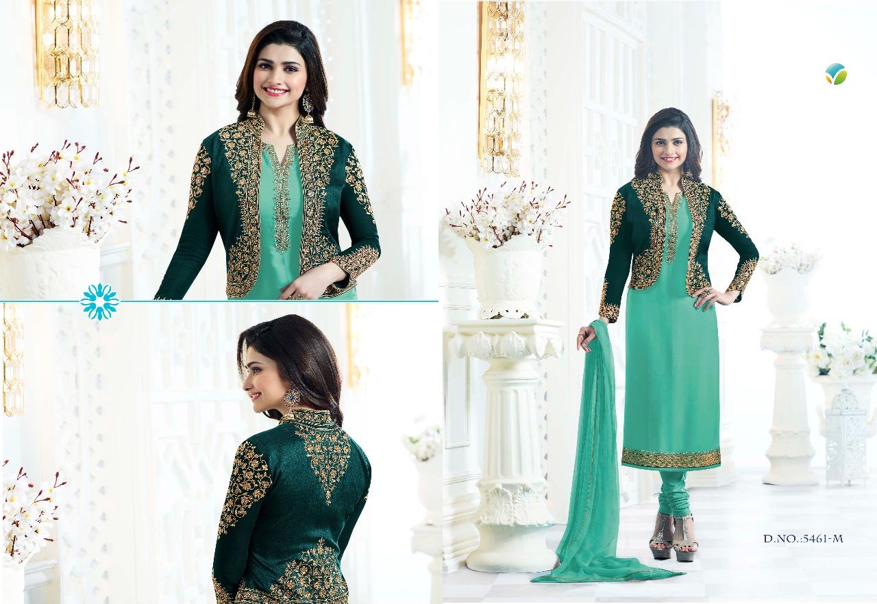 Vinay Fashion LLP Kassesh Maharani Colorplus 5461M