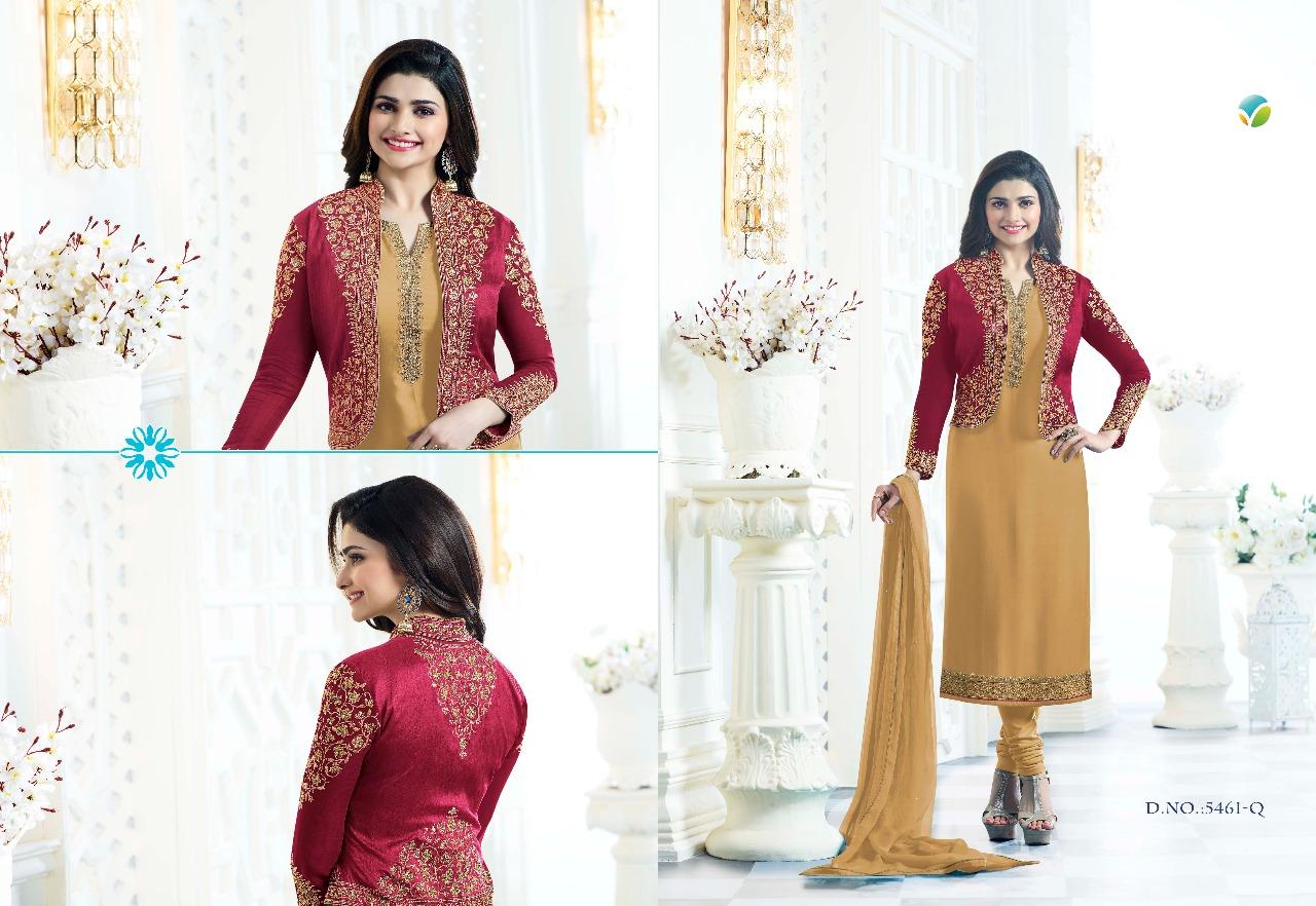 Vinay Fashion LLP Kassesh Maharani Colorplus 5461Q