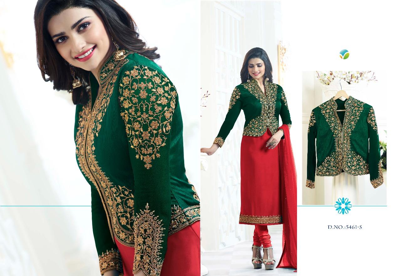 Vinay Fashion LLP Kassesh Maharani Colorplus 5461S