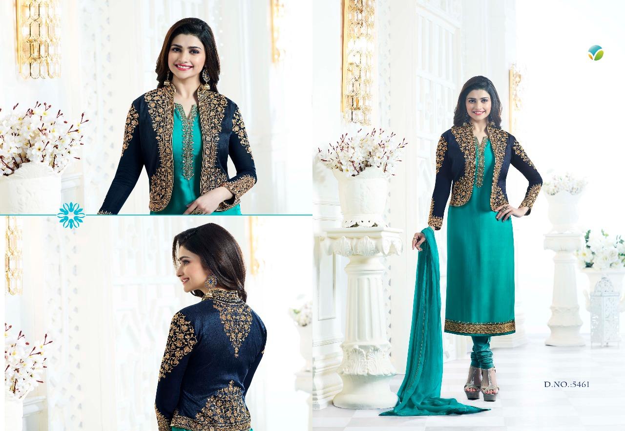 Vinay Fashion LLP Kassesh Maharani Colorplus 5461