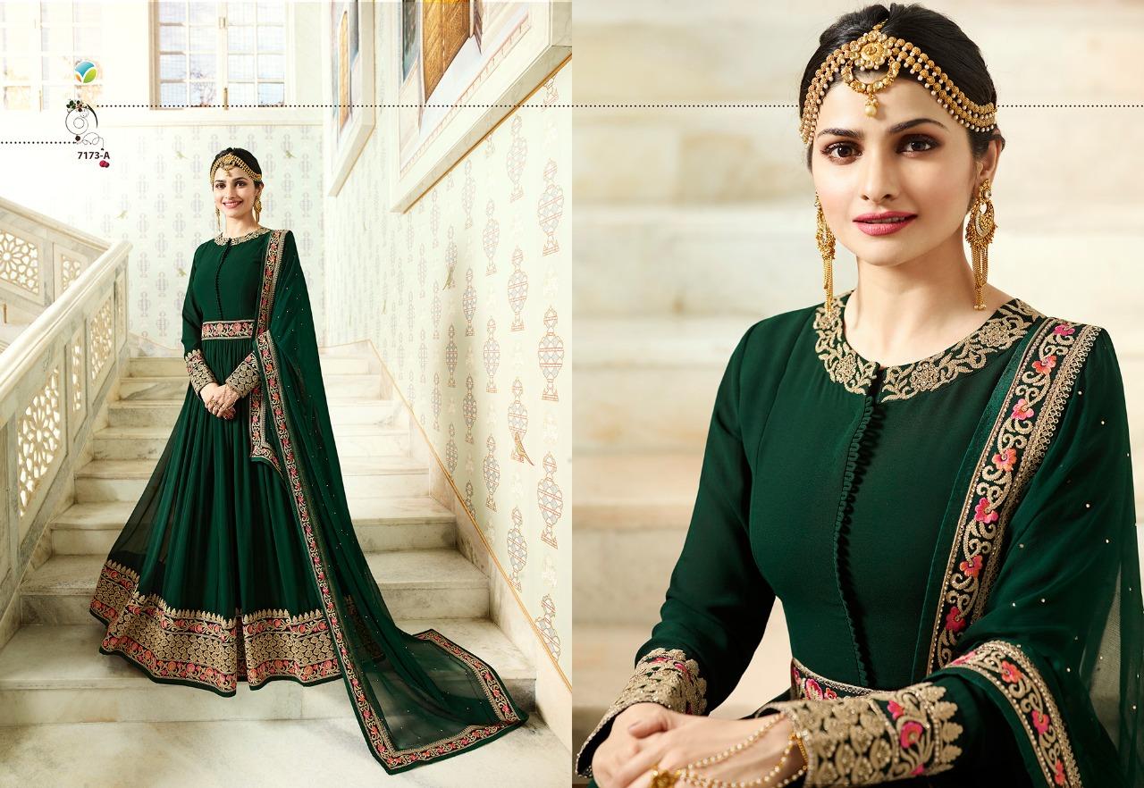 Vinay Fashion LLP Kaseesh Rajmahal 7173A