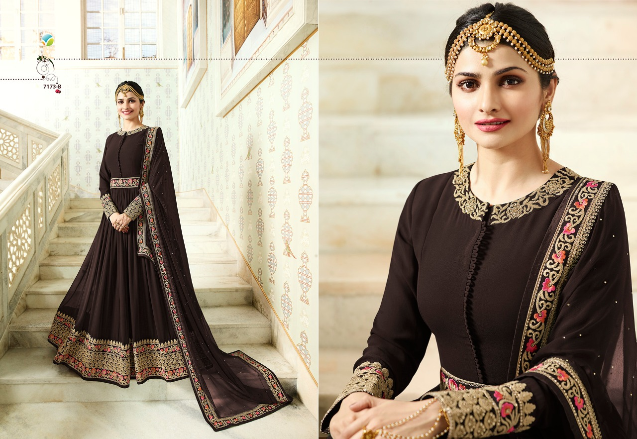 Vinay Fashion LLP Kaseesh Rajmahal 7173B