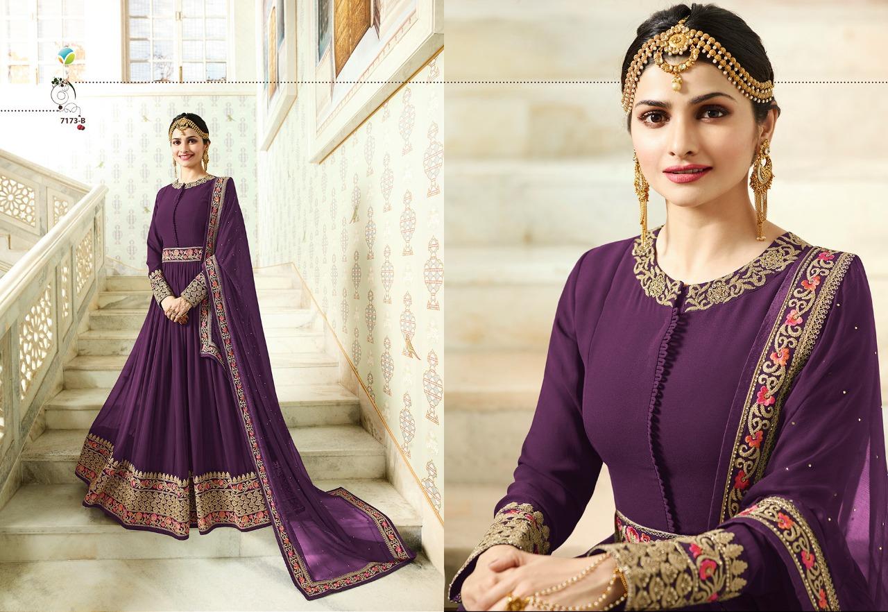 Vinay Fashion LLP Kaseesh Rajmahal 7173C