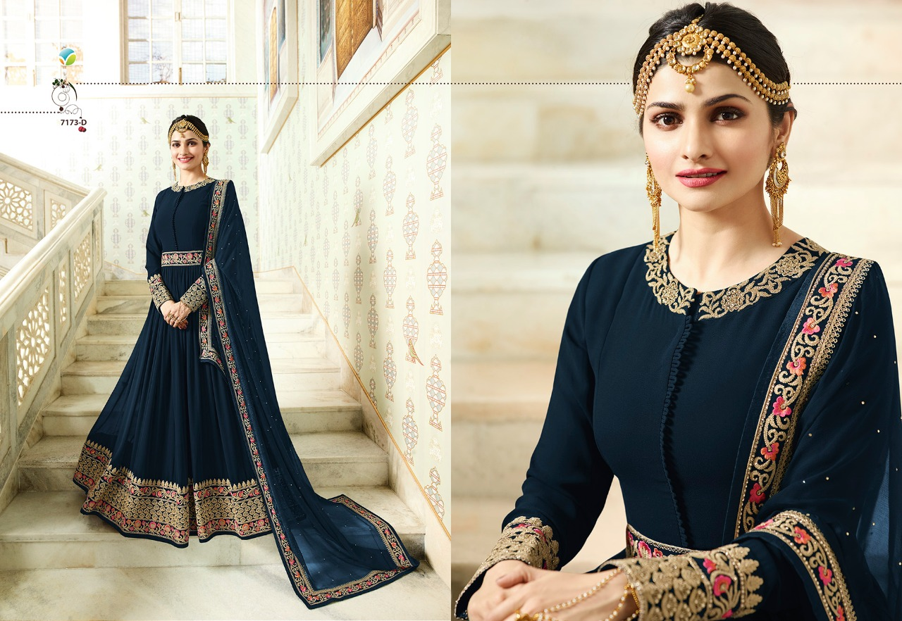 Vinay Fashion LLP Kaseesh Rajmahal 7173D
