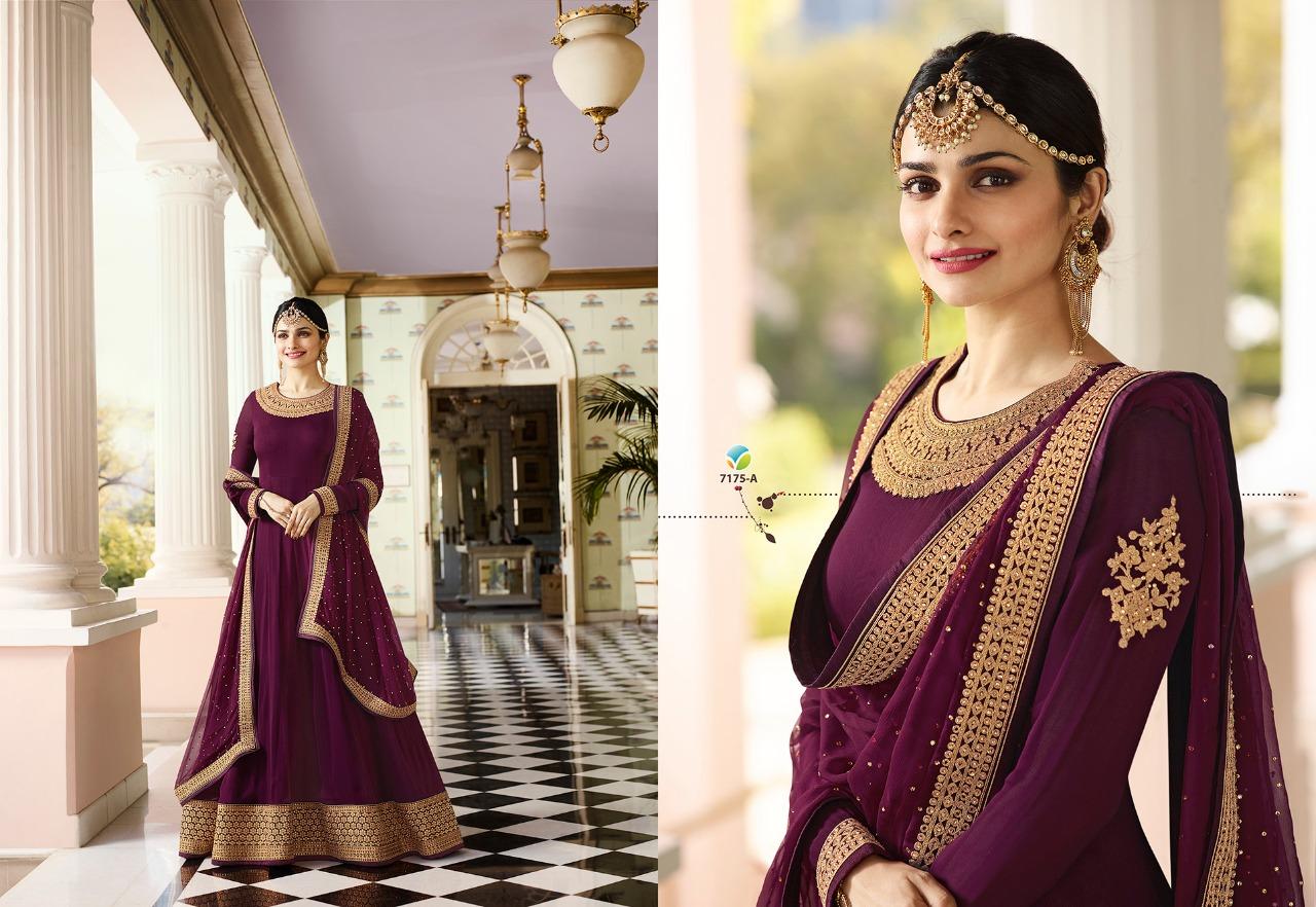 Vinay Fashion LLP Kaseesh Rajmahal 7175A