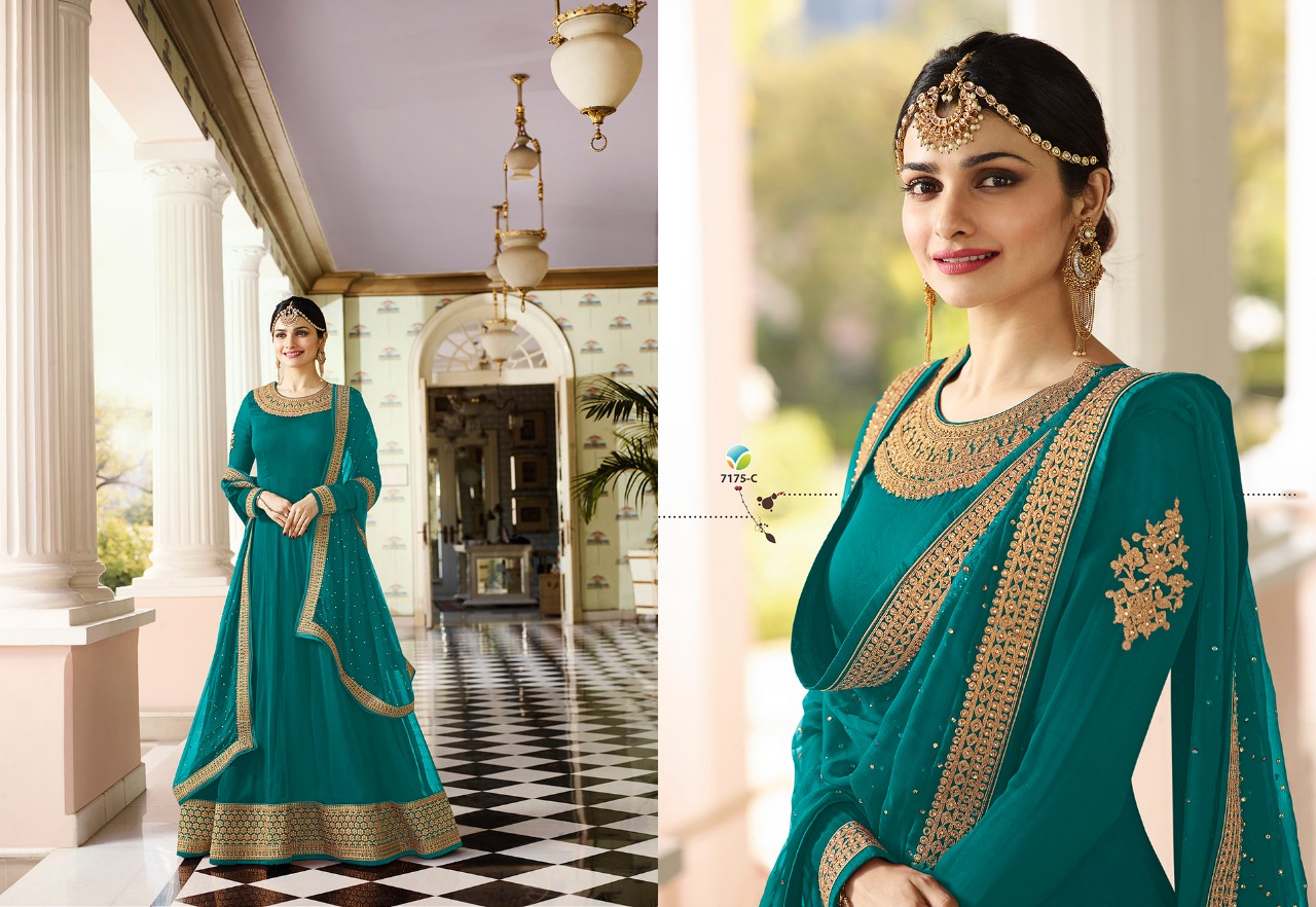 Vinay Fashion LLP Kaseesh Rajmahal 7175C