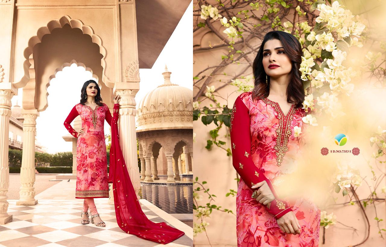 Vinay Fashion LLP Kassesh Victoria 7353