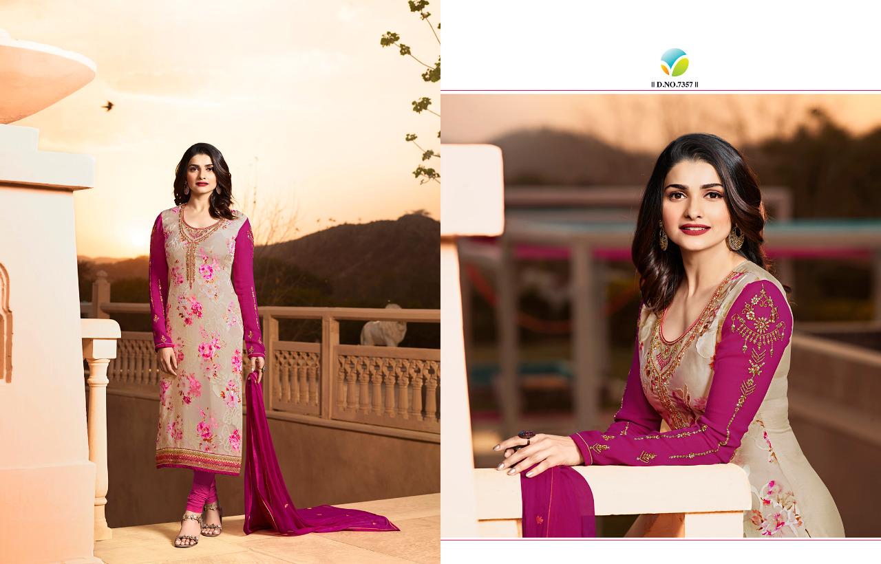 Vinay Fashion LLP Kassesh Victoria 7357