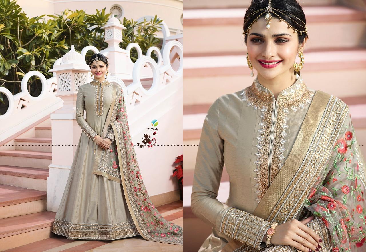 Vinay Fashion LLP Kaseesh Rajmahal Rang Plus 7174A