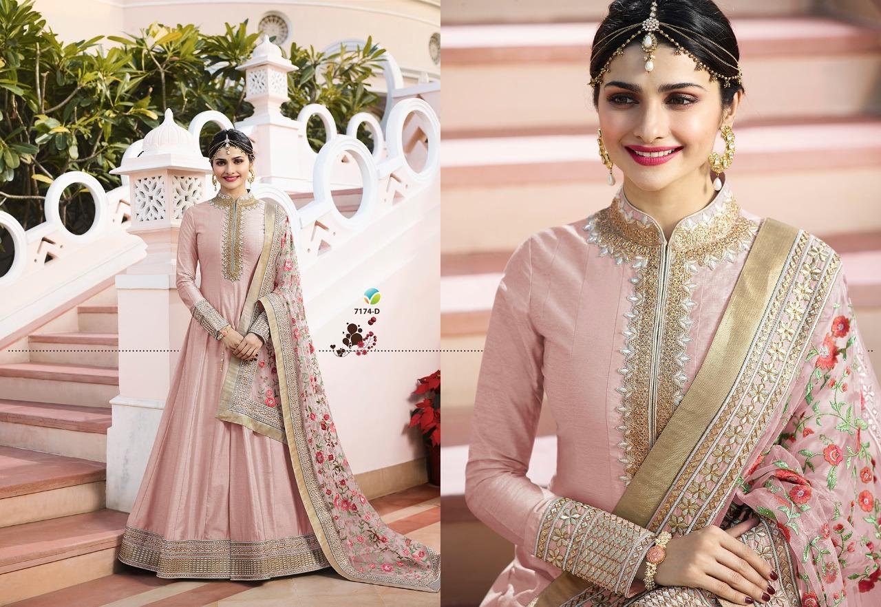 Vinay Fashion LLP Kaseesh Rajmahal Rang Plus 7174D