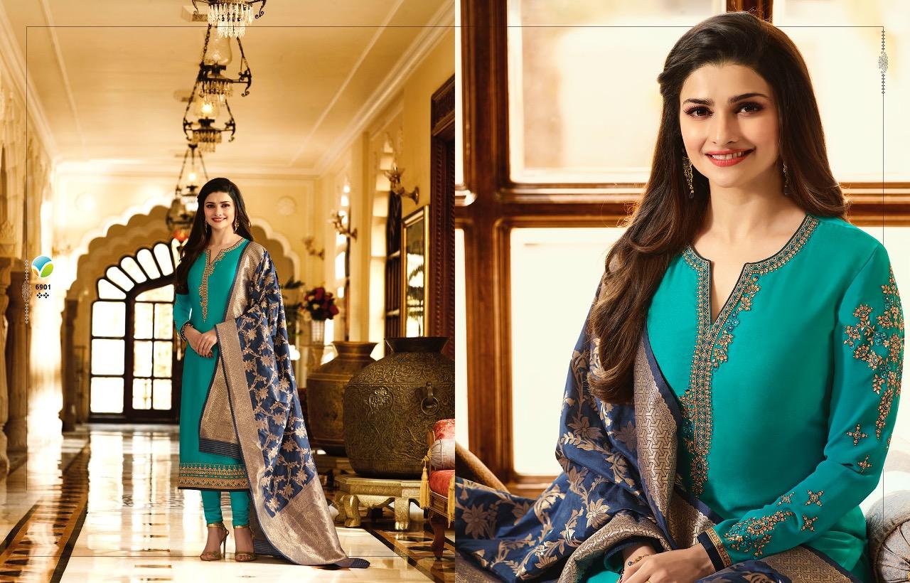 Vinay Fashion Banaras 6901