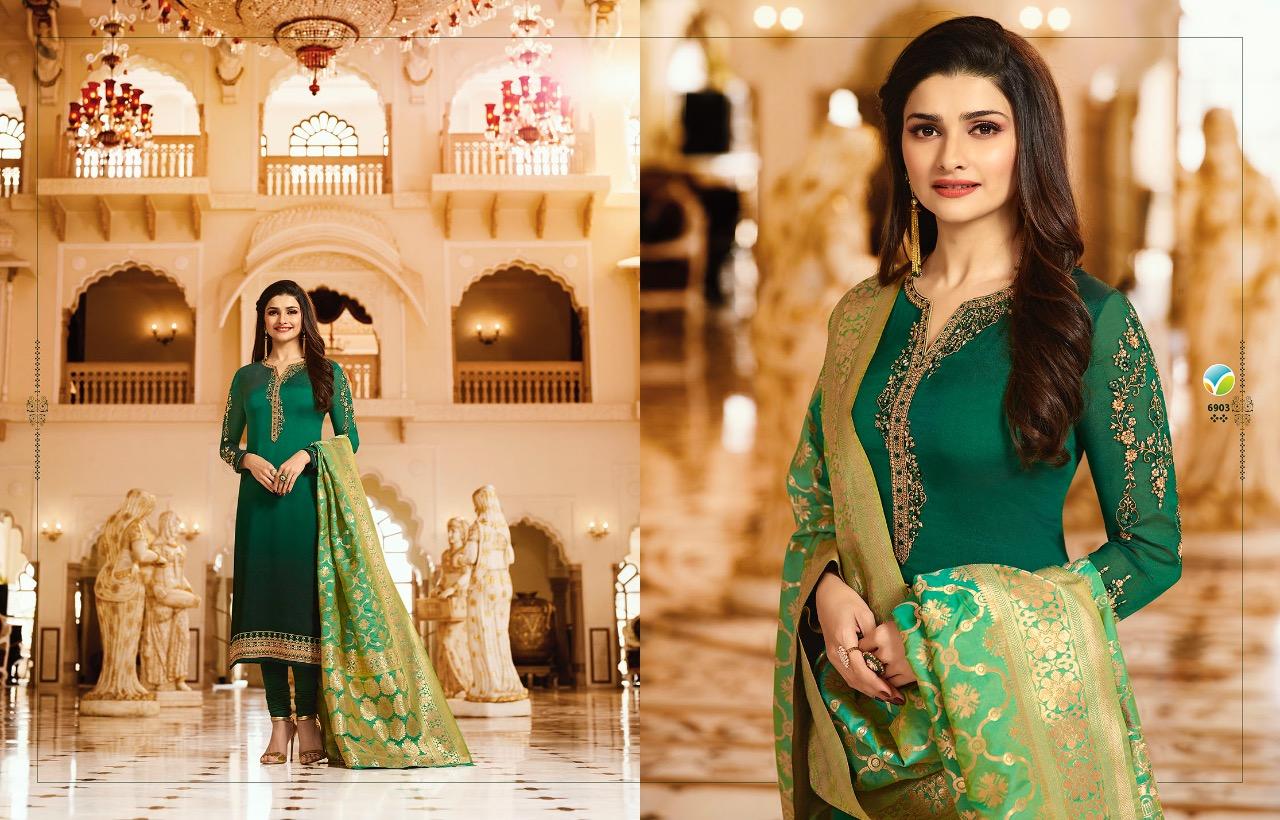 Vinay Fashion Banaras 6903