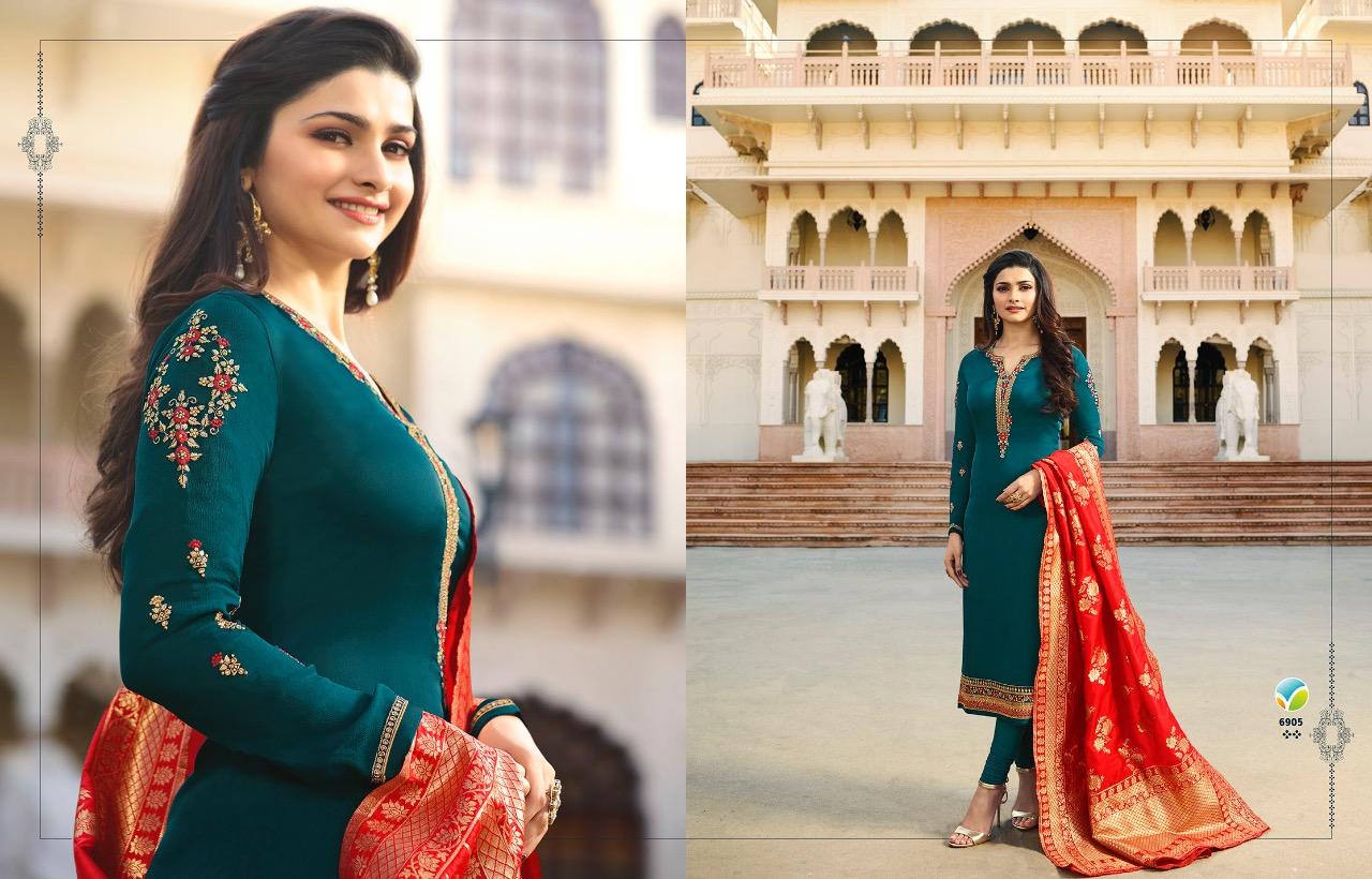 Vinay Fashion Banaras 6905