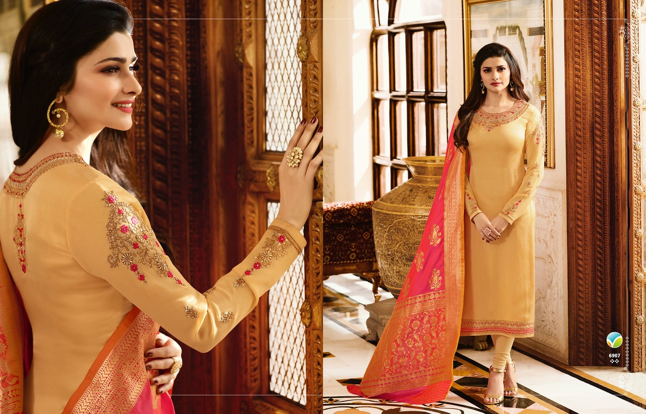 Vinay Fashion Banaras 6907