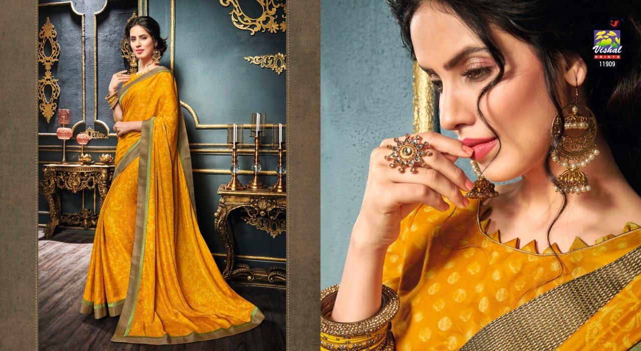 Vishal Fashion Rezah 11909
