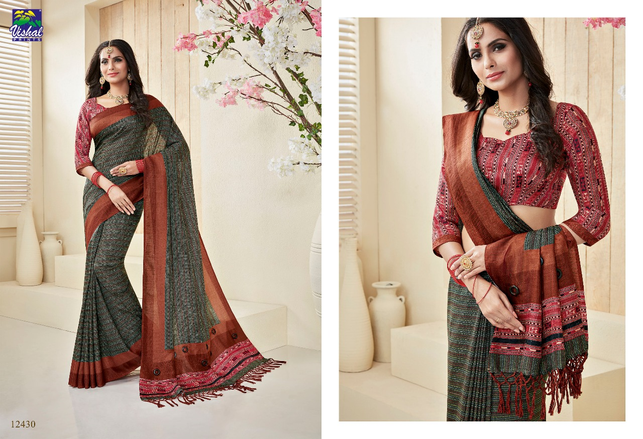 Vishal Fashion Nakshika 12430
