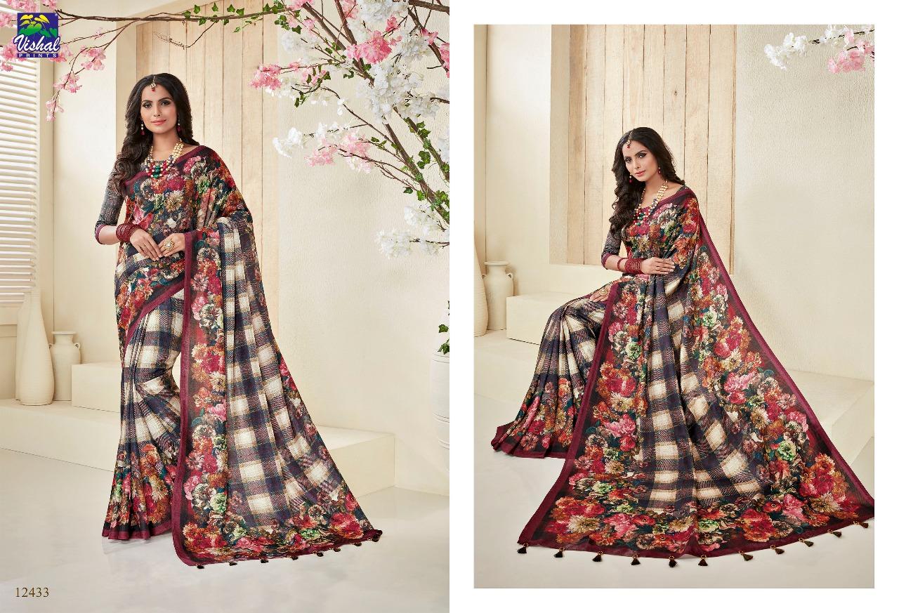 Vishal Fashion Nakshika 12433