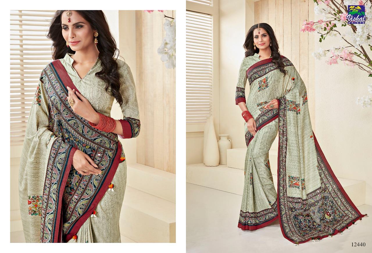 Vishal Fashion Nakshika 12440