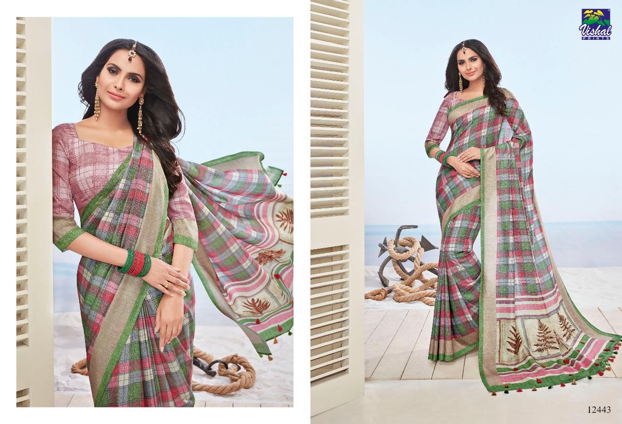 Vishal Fashion Nakshika 12443