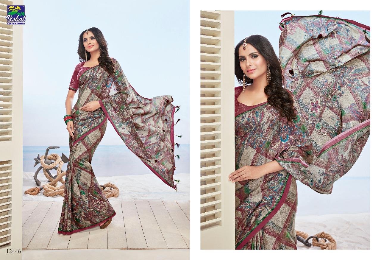Vishal Fashion Nakshika 12446