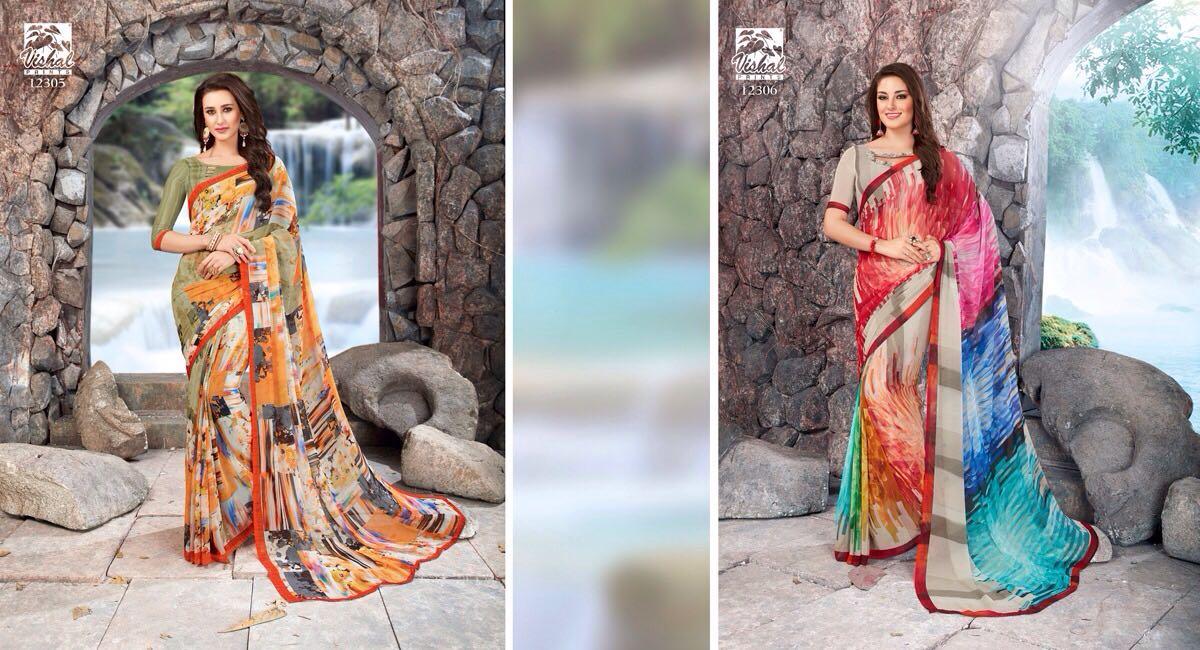 Vishal Fashion Sukirti 12305 12306