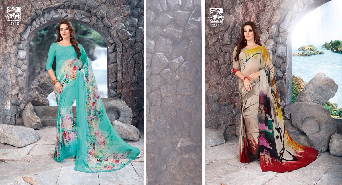 Vishal Fashion Sukirti 12310 12311