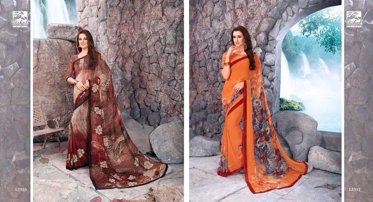 Vishal Fashion Sukirti  12316 12317