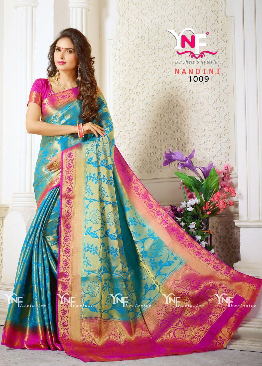 Yadu Nandan Fashion Nandini 1009