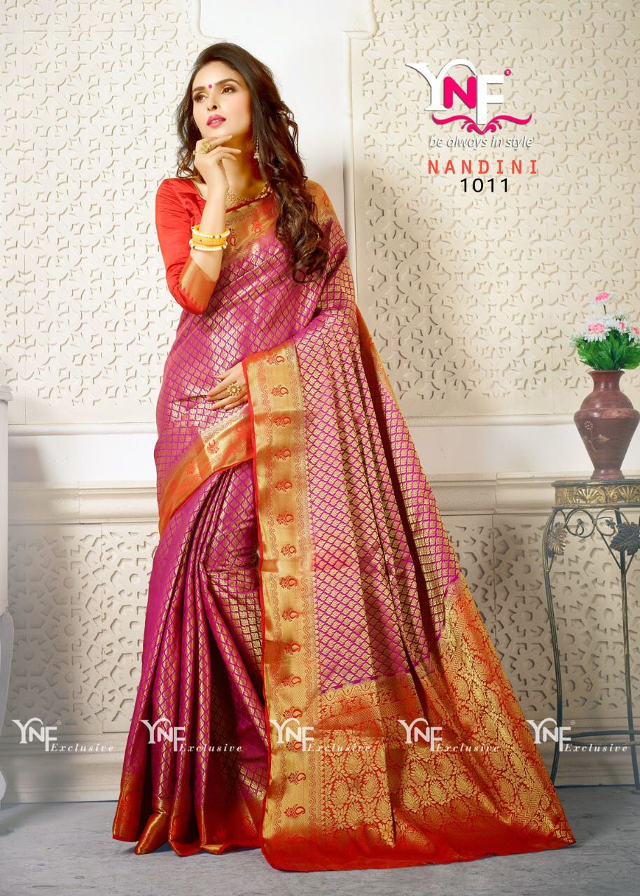 Yadu Nandan Fashion Nandini 1011