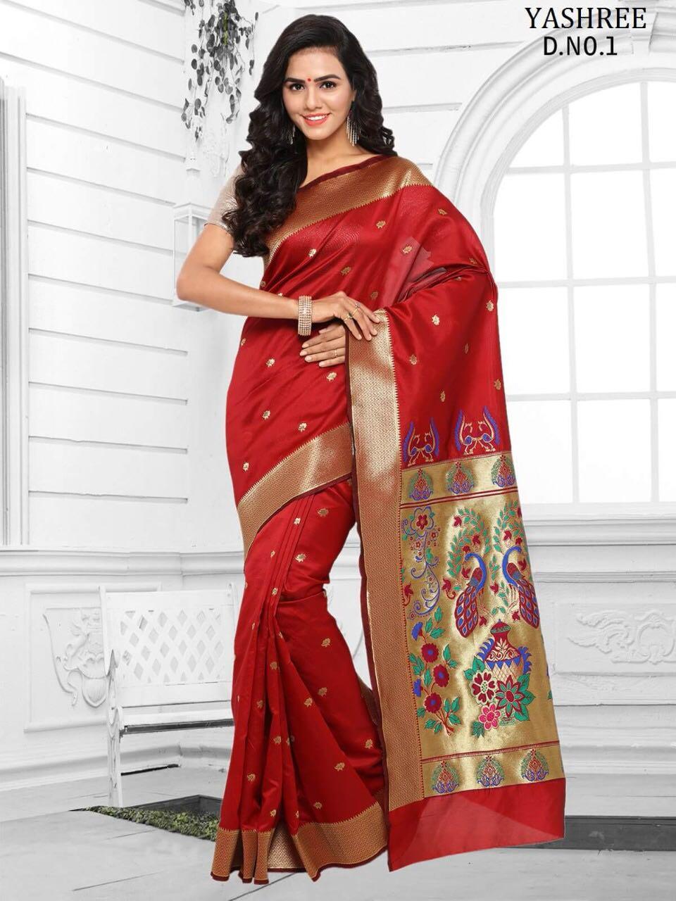 Yadunandan Fashion Yashree 1