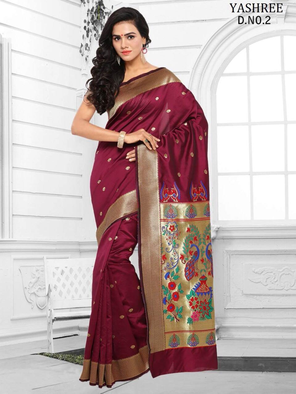 Yadunandan Fashion Yashree 2