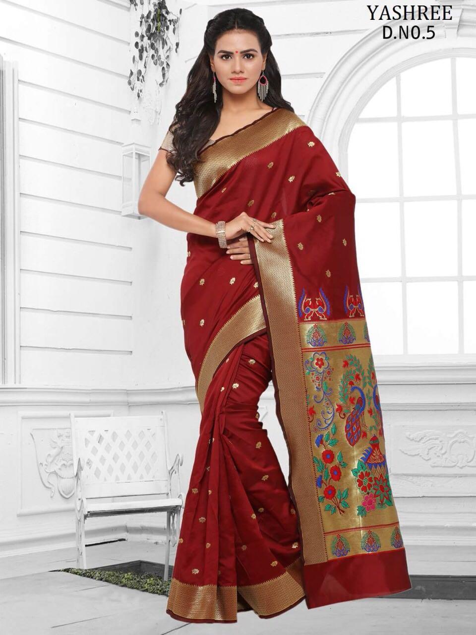 Yadunandan Fashion Yashree 5