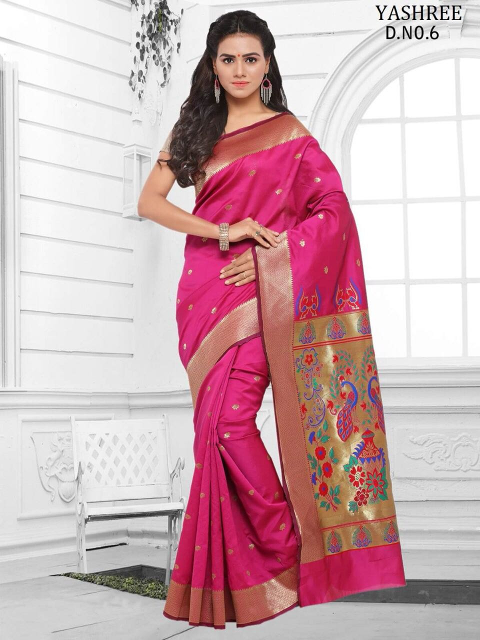 Yadunandan Fashion Yashree 6